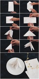 Pliage De Serviette En Papier 2 Couleurs Papillon by Best 20 Pliage Serviette Sapin Ideas On Pinterest Serviette