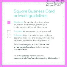 appealing business card size template illustrator cards elegant by