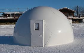 intershelter 20ft polar dome micro home emergency shelter