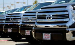 lexus carlsbad sales manager toyota gets another boost from light trucks