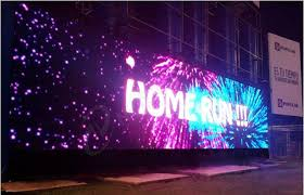 Curtain Led Display Large Flexible Curtain Led Display Panel For Commercial