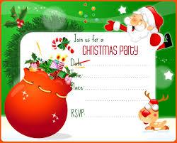 christmas party invitation template 13 christmas invitation template survey template words
