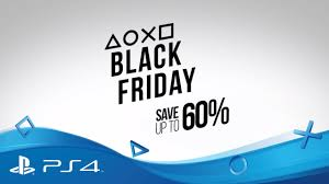 black friday 2016 playstation store