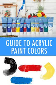 color mixing 101 how to mix brown paint in acrylic brown paint