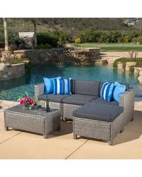 Patio Table L Don T Miss This Bargain Oliver Moses 5 Outdoor Sofa
