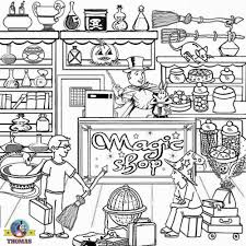 coloring pages kids halloween ghost pumpkin coloring page source