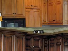 Kitchen Cabinets Painting Ideas by Professionally Painted Kitchen Cabinets Before And After