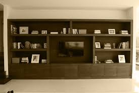 Classic Wall Units Living Room Bespoke Tv U0026 Media Units U0026 Furniture Design In Surrey