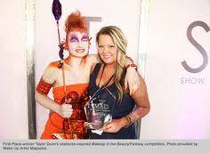 Top Makeup Schools Top Makeup Imats Wins And Live Demos Makeup Taylor Dunn