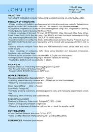 Examples Of Teenage Resumes For First Job by Redoubtable Entry Level It Resume 9 Entry Level Resume Example
