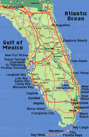 map of west coast of florida florida map and driving directions information for siesta key florida