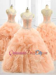 peach quinceanera dresses peach quinceanera gowns