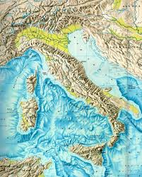 Italian Map Map Of Italy You Can See A Map Of Many Places On The List On The