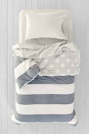 American Duvet Covers 4040 Locust American Flag Twin Xl Bed In A Bag Snooze Set Urban