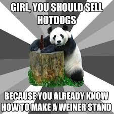 Meme To - pickup line panda memes quickmeme