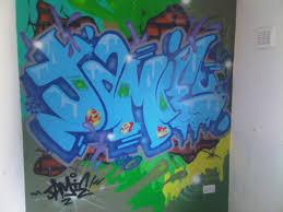 feature walls from high impact high impact graffiti jamie graffiti
