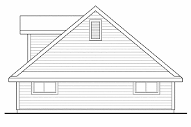 country house plans garage w attic 20 074 associated designs