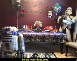 wars decorations decorating theme bedrooms maries manor wars party