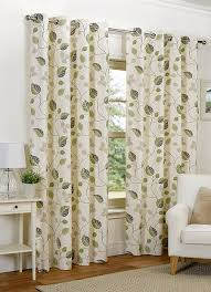 White Ready Made Curtains Uk Eyelet Green Ready Made Curtains