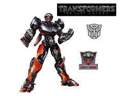 transformers last knight fathead vinyl wall decals u0026 wall