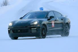 dark green porsche new porsche cayenne coupe under consideration auto express