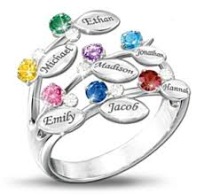 birthstone pendants for gorgeous and affordable womens ring jewelry