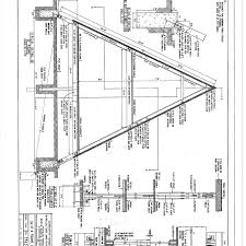 free a frame cabin plans free a frame house design plan with 2 bedrooms a frame floor plans
