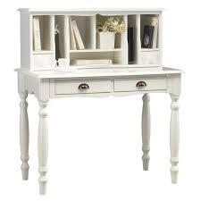 secretaire bureau meuble pas cher meuble secrétaire bonheur du jour blanc de style anglais beaux