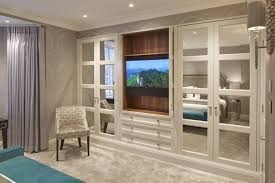 Wall Wardrobe Design by Bedroom Furniture Sets Wardrobe Design With Tv Built In