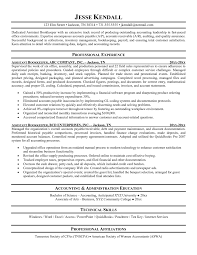 cover letter accounting bookkeeping resume assistant accounting