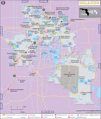 map of deltona florida map usa orlando major tourist attractions maps