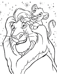 disney cartoon characters coloring pages for character within