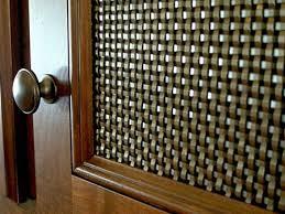 Cabinet Door Mesh Inserts Wire Mesh Cabinet Door Inserts Cabinet Doors