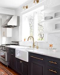 best way to paint kitchen cabinets black the best black paint for kitchen cabinets apartment therapy