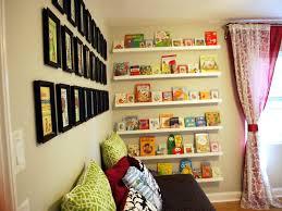 Bookcase In Wall Nursery Bookshelf Creativity And Imagination U2014 Modern Home Interiors