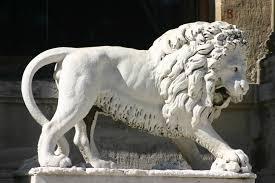 lion statues file beylerbeyi palace lion statue jpg wikimedia commons