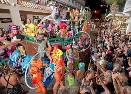 key west u0027s fantasy fest brings costumes creativity and craziness