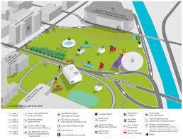 Site Map Map Td Ottawa Jazz Festival