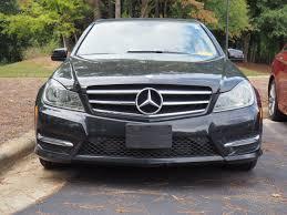 2014 mercedes 250 black black mercedes c in carolina for sale used cars on