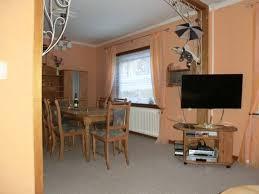 Wohn Und Esszimmer In Einem Raum Ferienhaus Koopmann