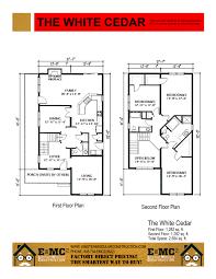 the white cedar einstein modular constuction