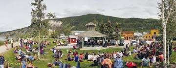 Yukon Lights Festival Dawson City Music Festival Yukon Territory Alaska Northern