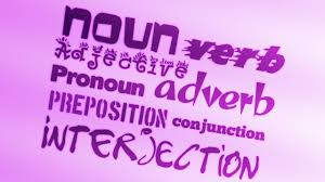 parts of speech grammar exercises parts of speech