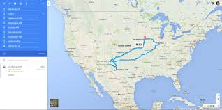 Best Road Trip Map For What It U0027s Worth 3200 Miles With Copilot Rv It U0027s The Best Of