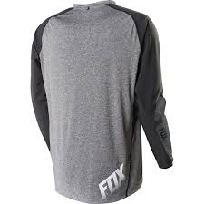 fox motocross jersey fox racing explore adventure trail jersey long sleeve men u0027s ebay