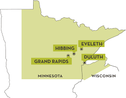 Wisconsin Rapids Map by Entrepreneur Fund