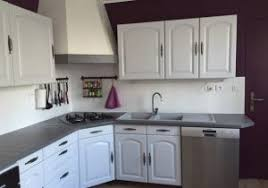 peindre cuisine chene peindre cuisine bois awesome repeindre cuisine bois relooker cuisine