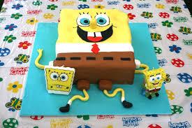 spongebob birthday cake spongebob christee cakes