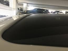 jaguar xf 2010 sunroof has an opening causing water to leak