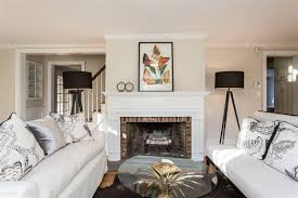 1920s Living Room by Picture Perfect 1920s Colonial Home Connecticut Luxury Homes